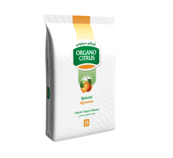 Sac-FT Organo citrus